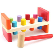 Wooden Blocks-Deluxe Punding Beach