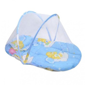 HP95(TM)Infants Mosquito Net Crib,Baby Tent,Beach Play Tent,Bed Playpen Mattress