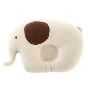 Kangkang@ New Baby Cotton Pillow Core Air Correct Shape Pillow Newborn Infant Prevent From Flat Head Toddle Baby Head Support Pillow