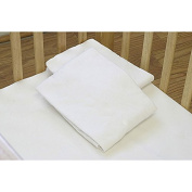 La Baby Fitted Compact Crib Sheet