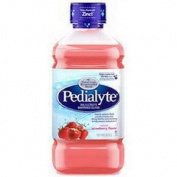 Pedialyte® Ready-to-Feed Unflavored Institutional 60ml Bottle, Low Osmolality, Oral Electrolyte Maintenance Solution