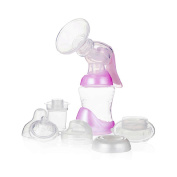 Mumlove BPA Free Breastfeeding Manual Breast Pump Kit