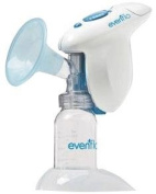 Evenflo Company SimplyGo Single Breast Pump, 150ml Bottle