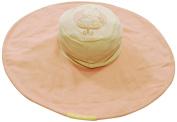 MoBoleez Baby Hat / Nursing Cover, Pink, 6-12 Months