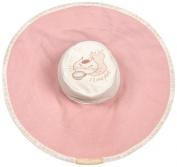 MoBoleez Baby Hat/Nursing Cover, Pink, 0-6 Months
