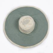 MoBoleez Baby Hat/Nursing Cover, Green, 0-6 Months