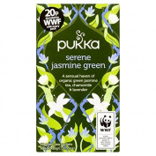 Pukka Herbs Serene Jasmine Green Tea 20 x 1 per pack by Pukka Teas
