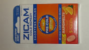 Zicam Cold Remedy Rapidmelts, 5 tabs