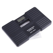 Sonline 150KG Digital Electronic Fitness Bathroom Body Fat Weight Scale Health Weighing