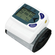 Gizmo Supply Digital LCD Wrist Blood Pressure Monitor