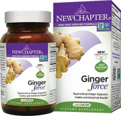 New Chapter Ginger Force, 30 Count