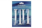 Genkent Replacement Toothbrush Heads 4-pack, replaces Philips Sonicare HX6053 hx6054 Sensitive, fits Philips Sonicare 2 Series Plaque Control, DiamondClean, EasyClean, FlexCare, FlexCare +, FlexCare Platinum, HealthyWhite and HydroClean Brush Handles