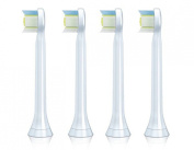4 pcs Replacement Brush Heads Compatible with Philips Sonicare Electric Toothbrush - Model HX-6074 - by FolksCare
