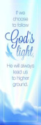 Gods Light Adult Bookmark (Pk