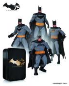 Batman 75th Anniversary Action Figure 4 Pack Set 2
