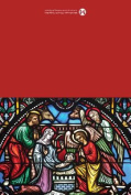 Stained Glass Nativity Christmas Cards [With Envelope]