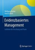 Evidenzbasiertes Management [GER]