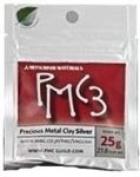 Pmc3 Precious Metal Clay Silver 25 Grammes