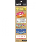 K & Company 30-685833 SMASH Studying Adhesive Notes