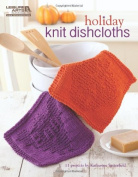 Leisure Arts-Holiday Knit Dishcloths