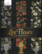 Anita Goodesign Embroidery Designs - Les Fleurs [Special Edition]