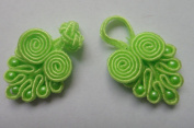 10pair Handmade Sewing Fasteners Chinese Closure Knot Cheongsam Frog Buttons