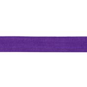 Hug Snug 1.3cm Rayon Seam Binding Purple Nite/100 YDS