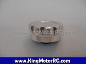Aluminium Gas Cap (silver) [Toy]