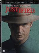 Justified: Season 6 (DVD/UV) [Region 4]