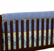 Cotton Tale Designs Front Cover Up, Zebra Romp