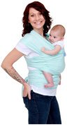Moby Modern Baby Wrap - Mint - One Size