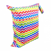 LOVE MY Solid Baby Wet and Dry Cloth Nappy Bag,