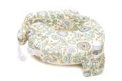 Zenoff Products Nursing Pillow, Slipcover Buttercup Bliss, Yellow, Green