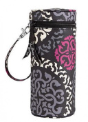 Vera Bradley Baby Bottle Caddy in Canterberry Magenta