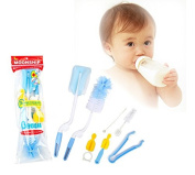 iLifeTech Baby Bottle Cleaning Brushes, Set of 7