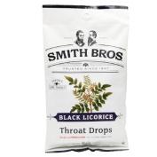 Smith Bros. Throat Drops, Black Licorice 30 ea