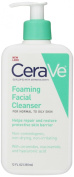 CeraVe Foaming Facial Cleanser, 350ml