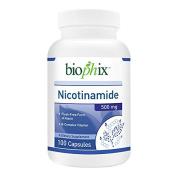 biophix Vitamin B-3 Flush Free Nicotinamide 500 mg 100 Caps