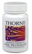 Double Strength Zinc Picolinate 60c by Thorne Research
