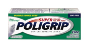 Super Poligrip Free Travel Size, .2220ml Packages