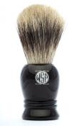 """High Density 100% Pure Badger Shaving Brush WSP """"Prince"""" Black"""