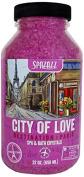 Spazazz SPZ-301 Paris City of Love Destination Crystals Container, 650ml