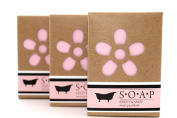 Twisted Tomboy® 'Sweet & Sassy' Sweet Pea Goat Milk Soap
