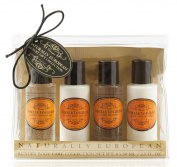 Naturally European Neroli & Tangerine Luxury Body Care Gift Collection 4 x 50ml