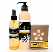 Twisted Tomboy® 'Rise & Shine' - Grapefruit Mandarin Gift Set