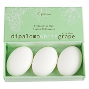 Di Palomo White Grape Cleanising Bars 3 x 50g