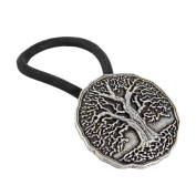 Ponytail Holder | Hair Accessory | Tree of Life