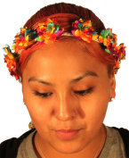 KryptiK Women's Tutti Fruity Flower Headband