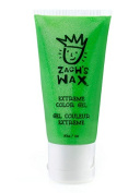 Zach's Wax Temporary Hair Colour Gel - Neon Green