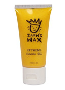 Zach's Wax Temporary Hair Colour Gel - Yellow